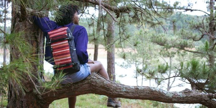 Ethnotek eco backpack outdoor gear