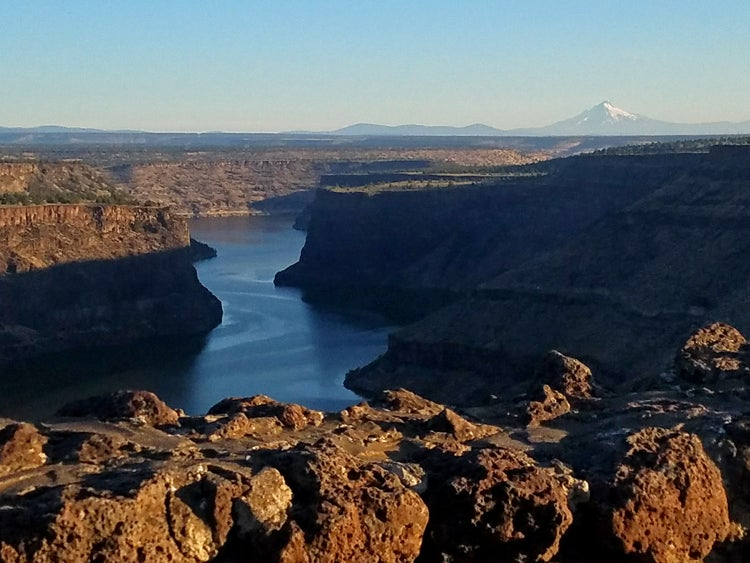 cove palisades state park oregon
