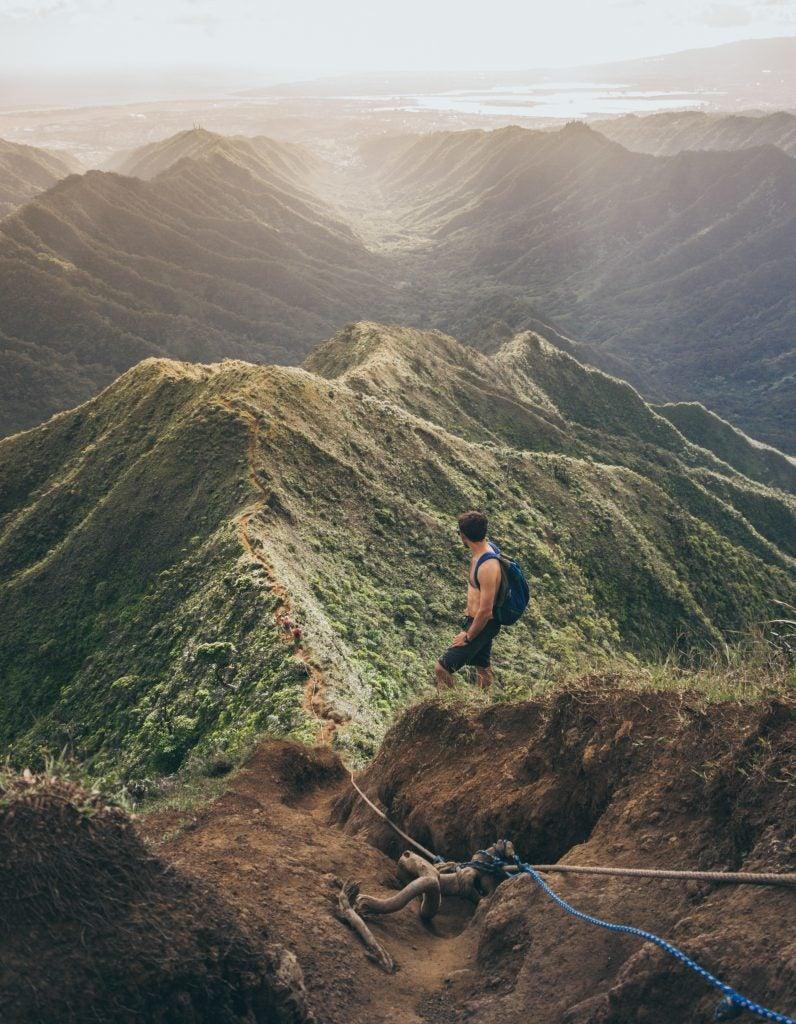 hawaiian day hikes