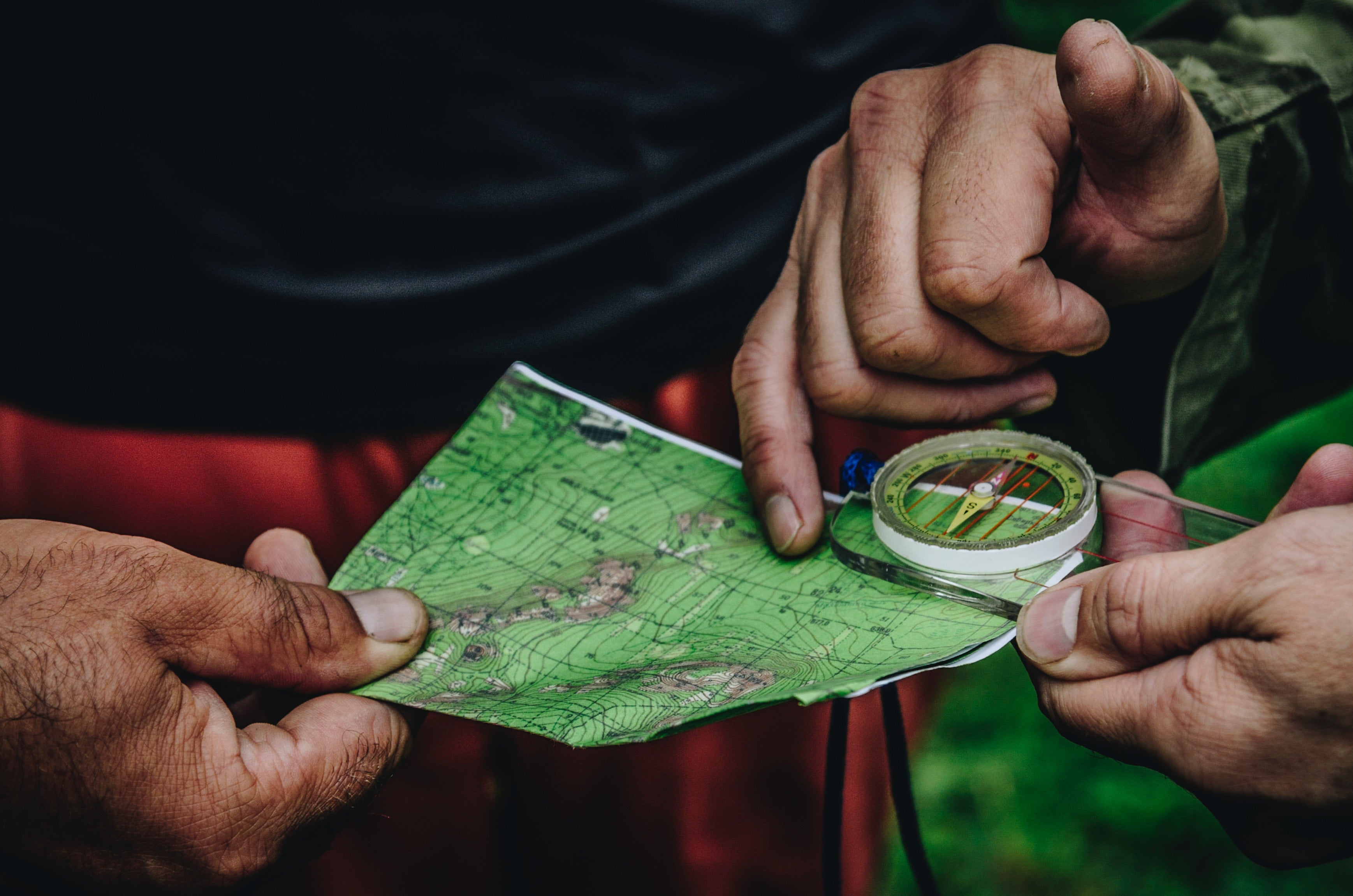 backcountry essentials and supplies