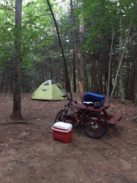 Dog Friendly Maine Campgrounds