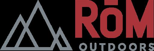 rom outdoors logo