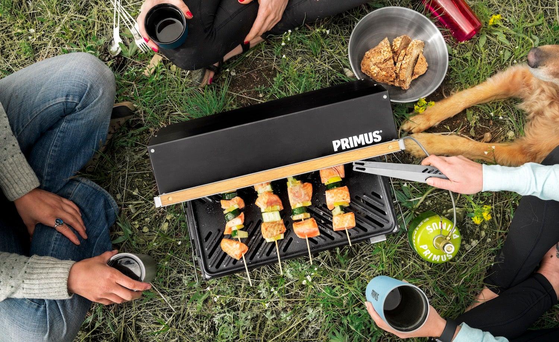 primus camp cooking stove