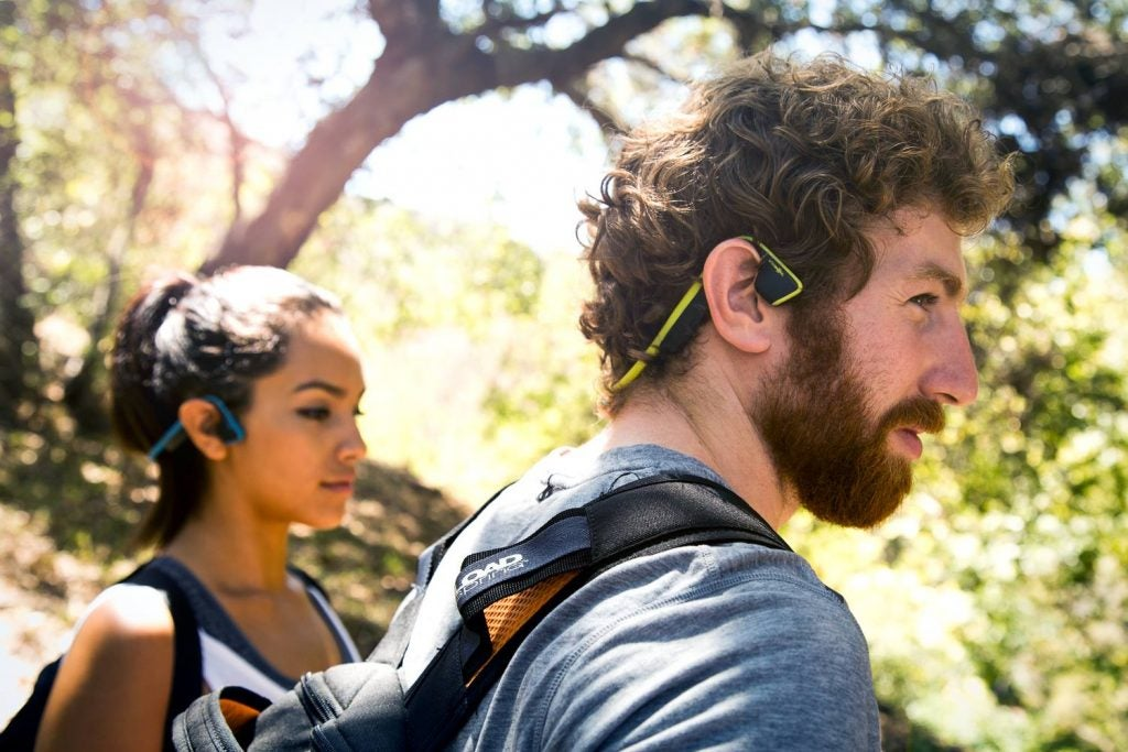 aftershokz camping gifts for dad