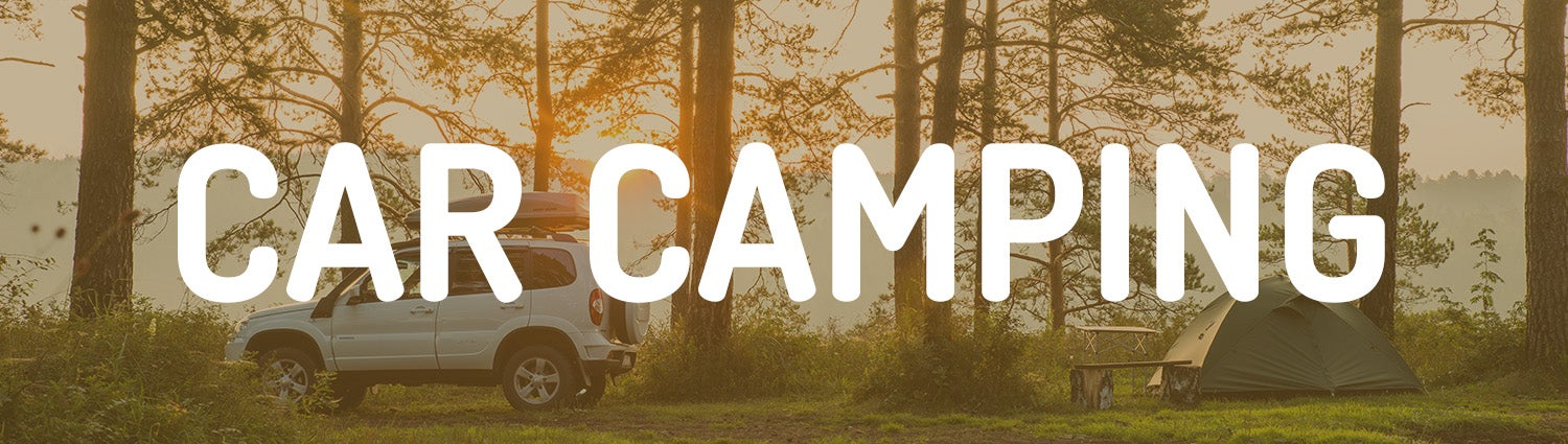 car camping gear list