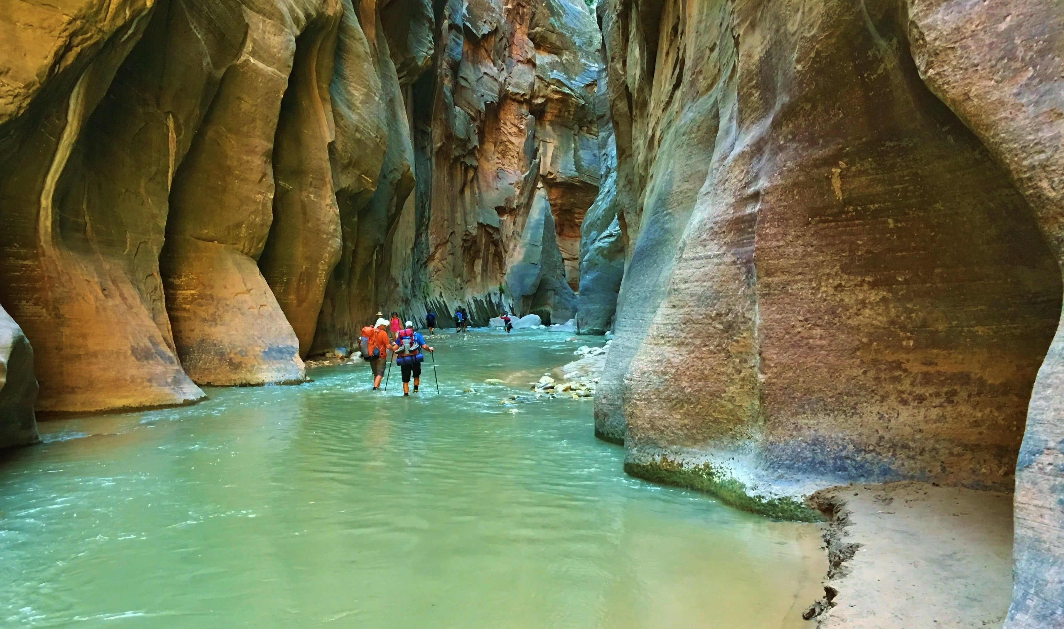 Expert Tips to Remember When Hiking The Narrows in Zion N.P. 70ecac27738b4
