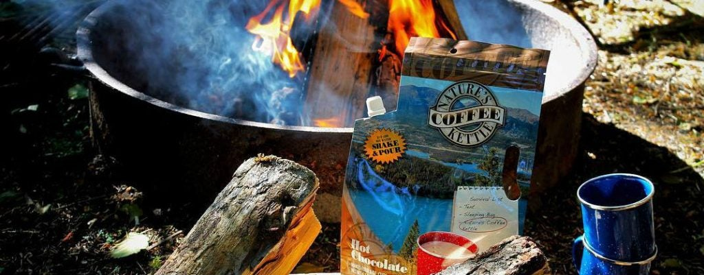 outdoor brands we love: Nature's Coffee Kettle