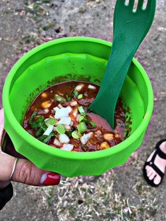 chili camping recipe