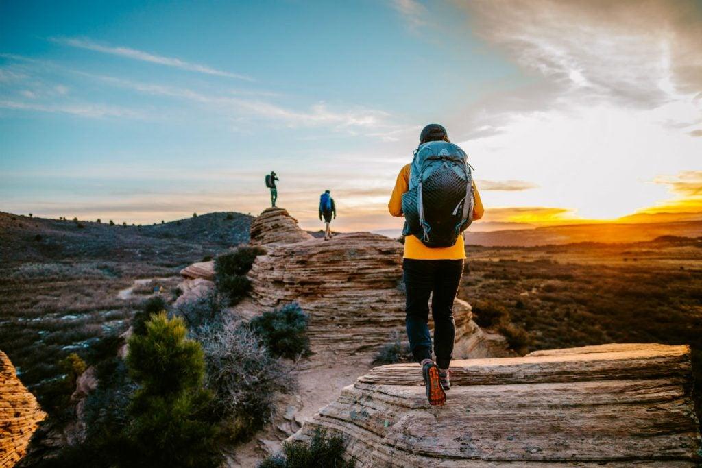 Bryce Canyon Camping Hike