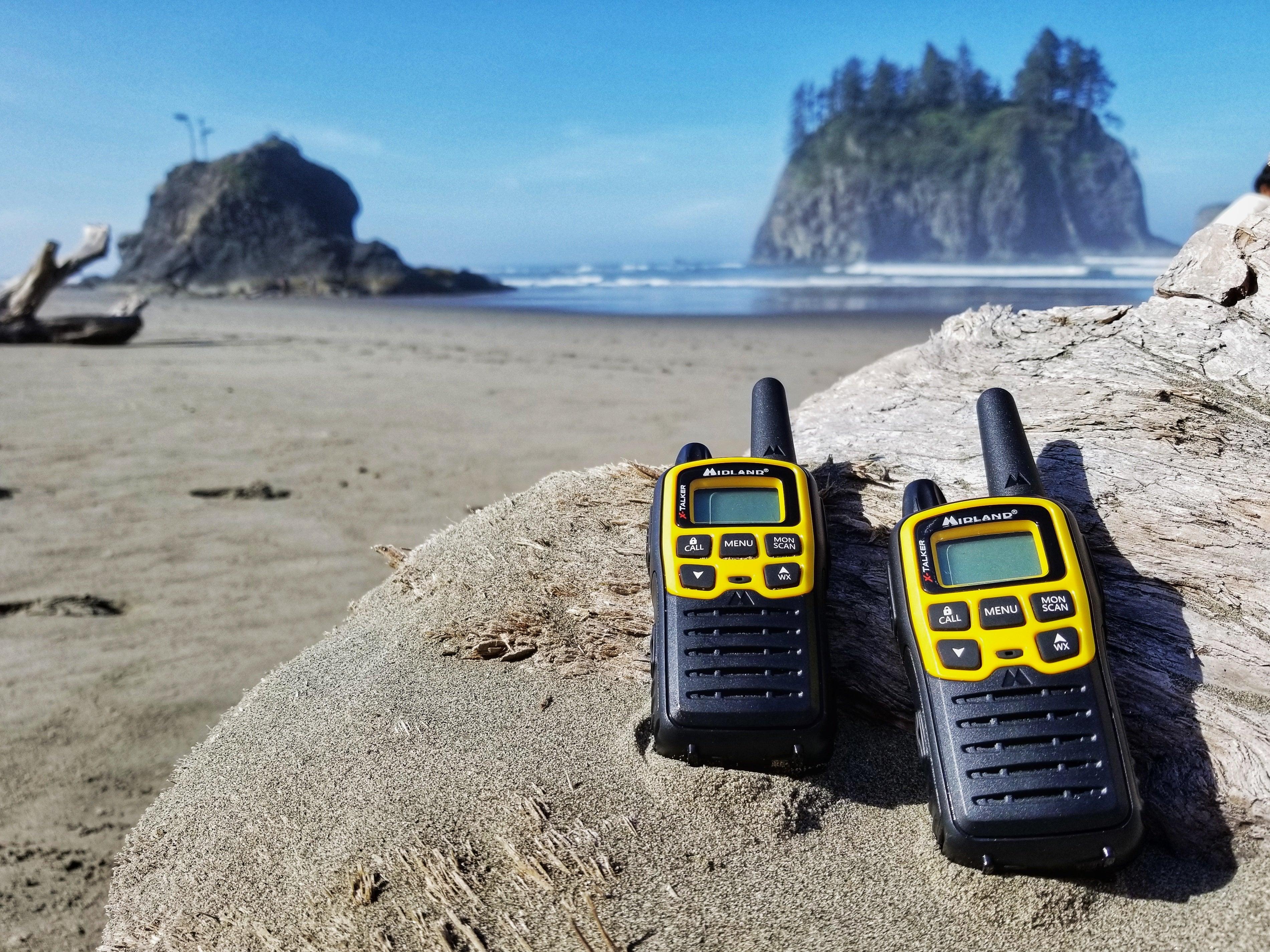 midland walkie talkie for kayak camping