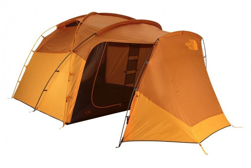 camping gear list: northface tent