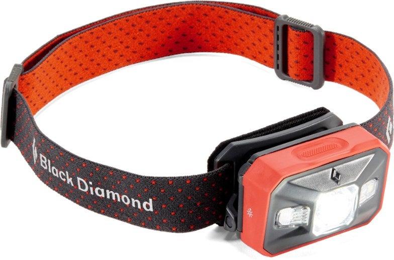 black diamond headlamp for kayak camping