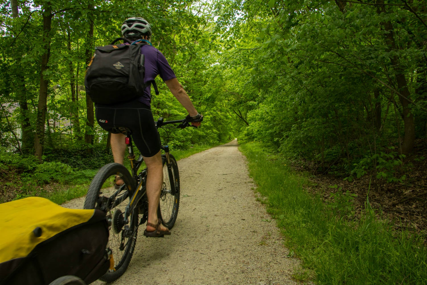 cuyahoga valley bikepacking