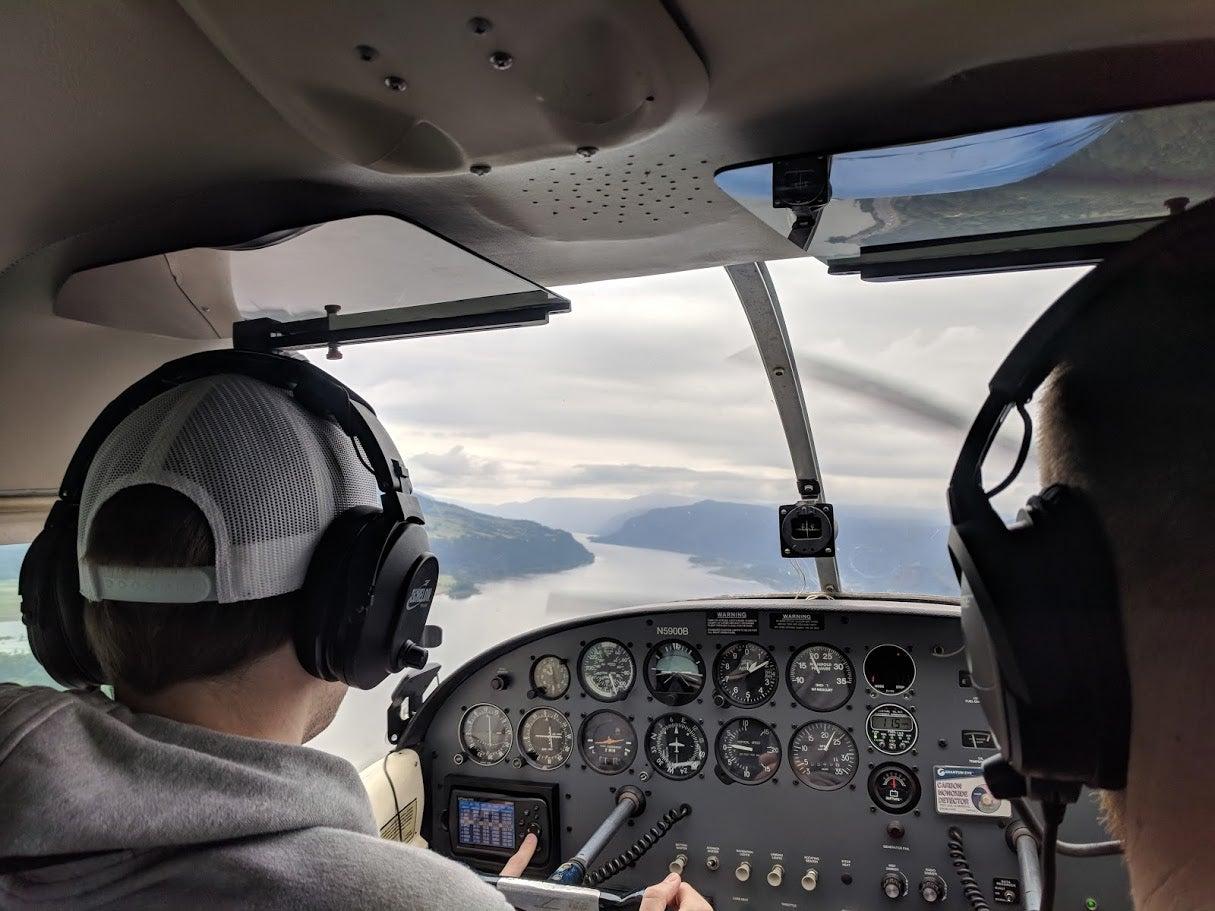 Envi Adventures Portland Aerial Tour