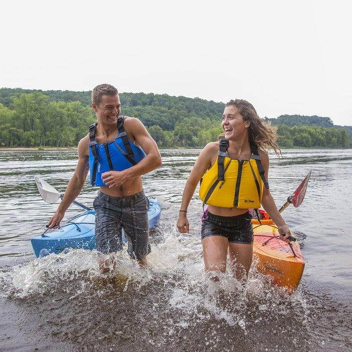 onyx pfd for kayak camping