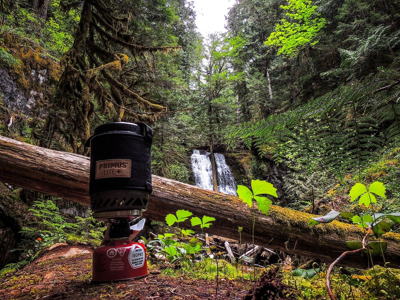 primus camp cookstove for kayak camping