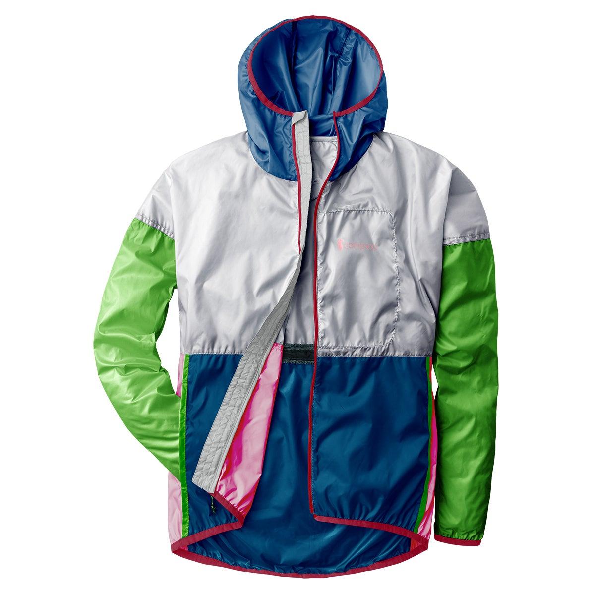 backcountry camping gear list: roanline jacket