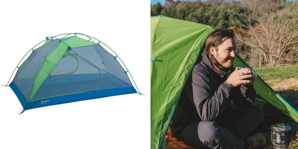 camping gear list: eureka midori 2