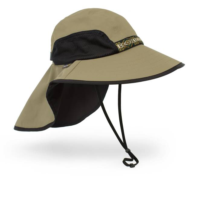 adventure hat for kayak camping