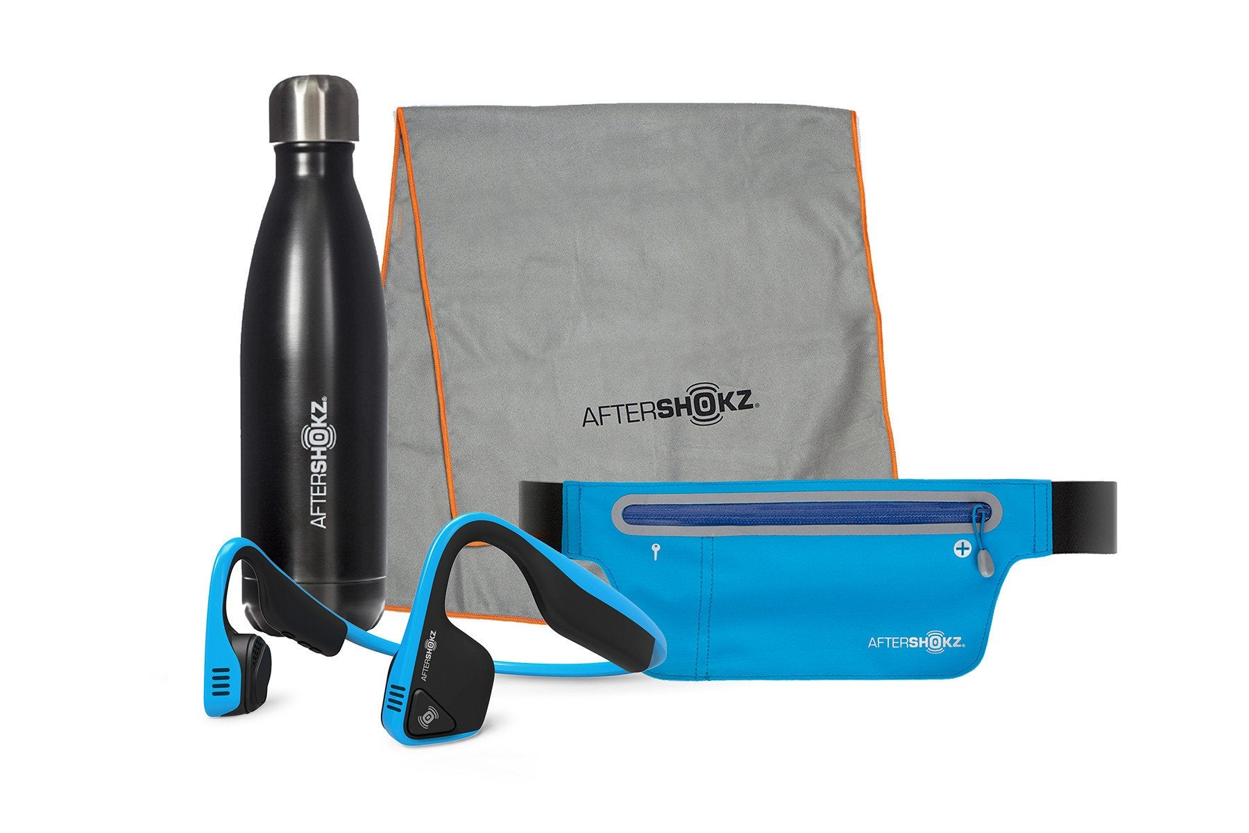 active camping gear list: aftershokz gear