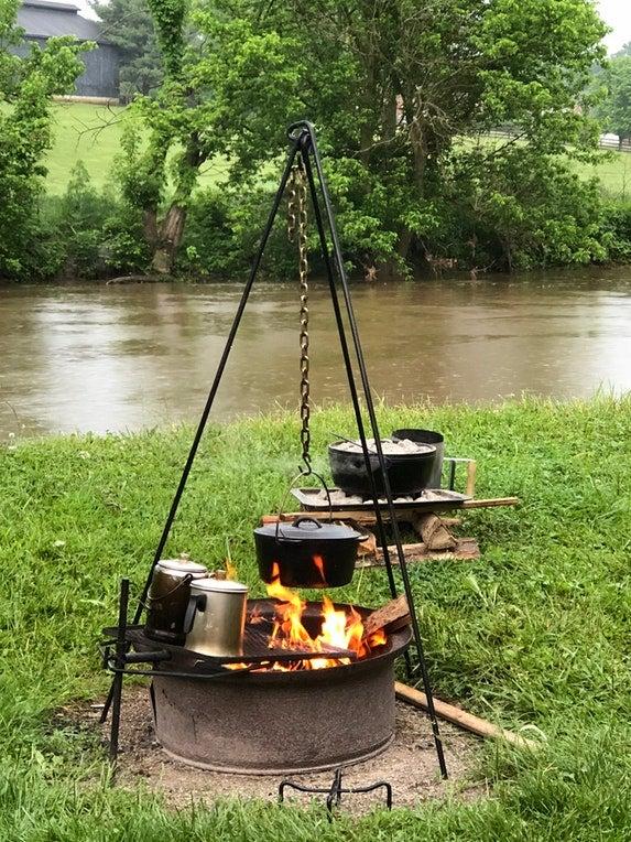 Elkhorn Campground Kentucky