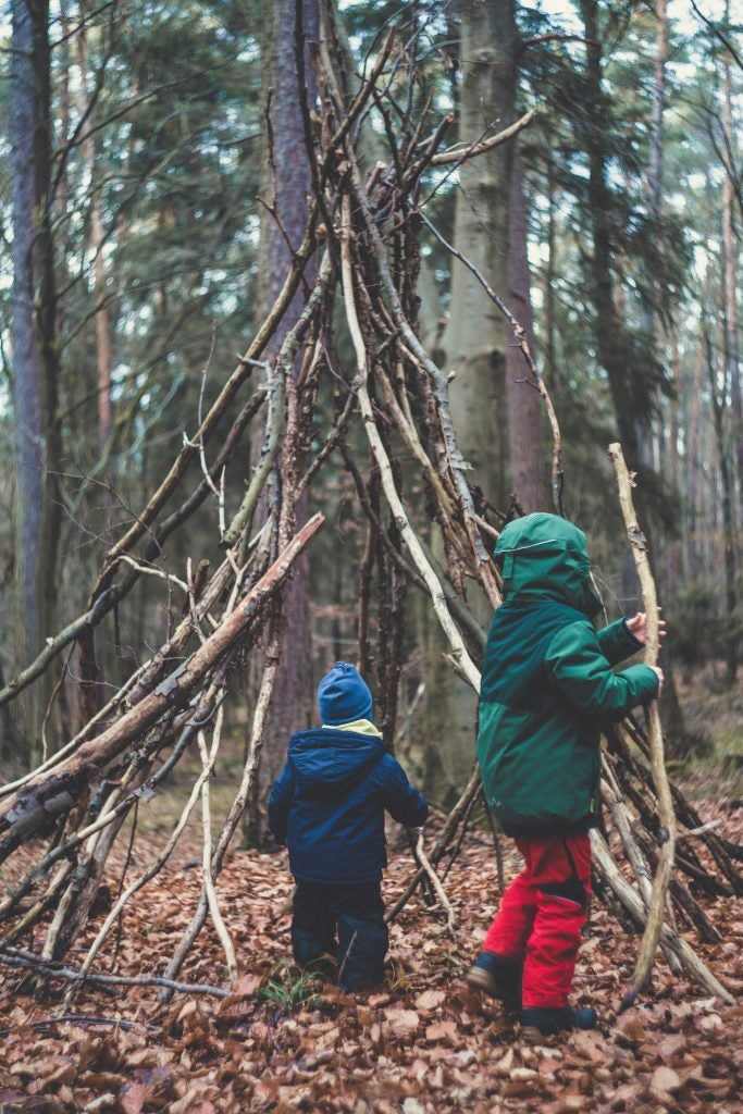 survival skills for building shelter