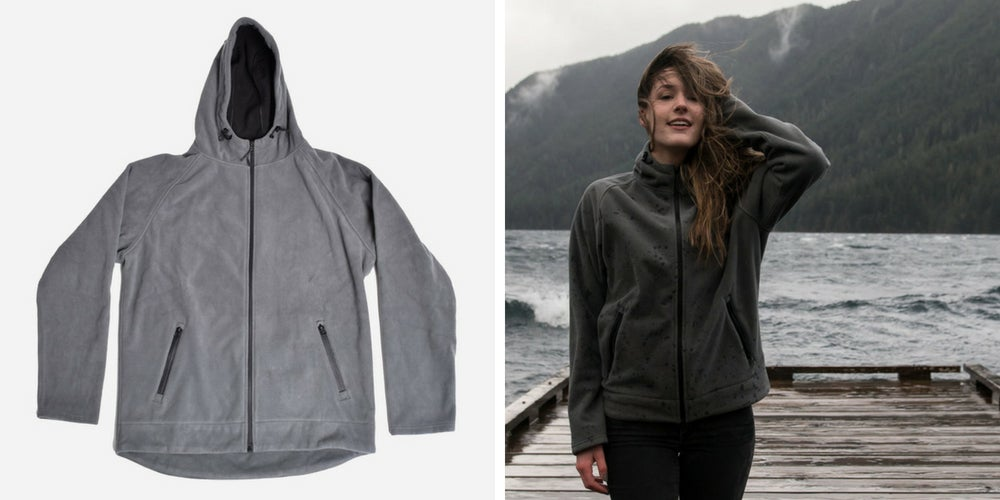 camping gear list: minim jacket