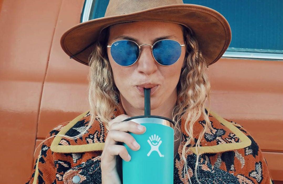 hydroflask eco friendly straw