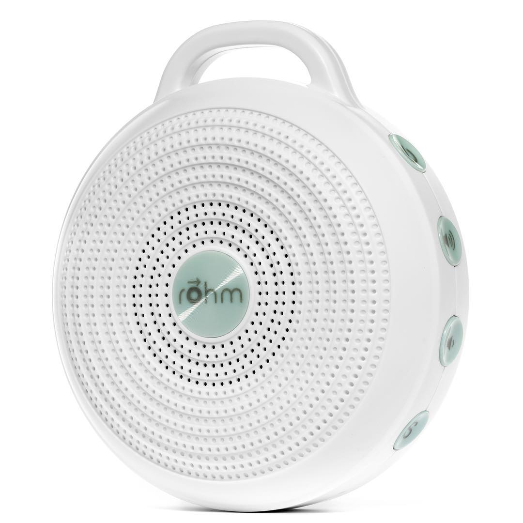 rv camping gear list: white noise machine