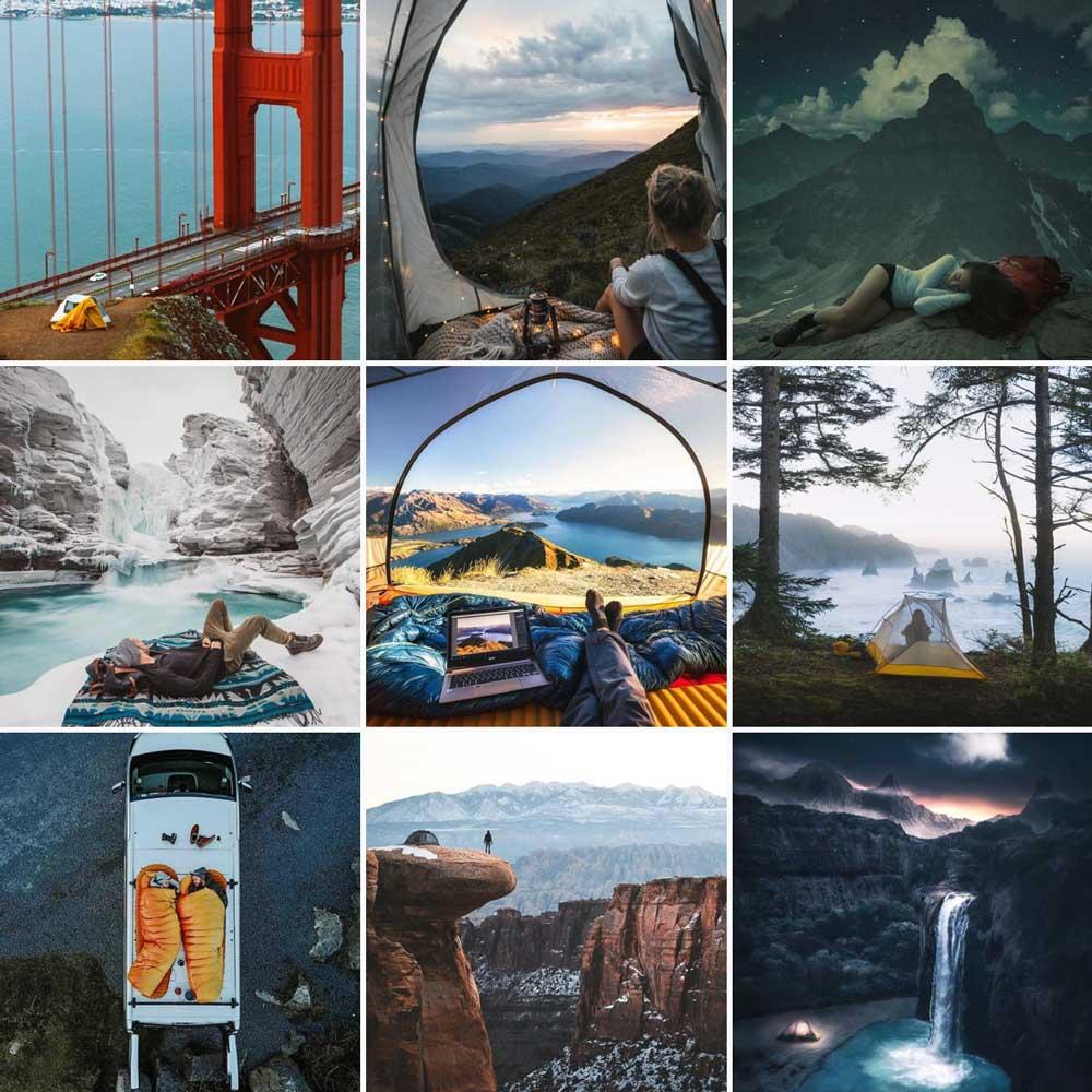 instagram influencers: youdidnotsleepthere