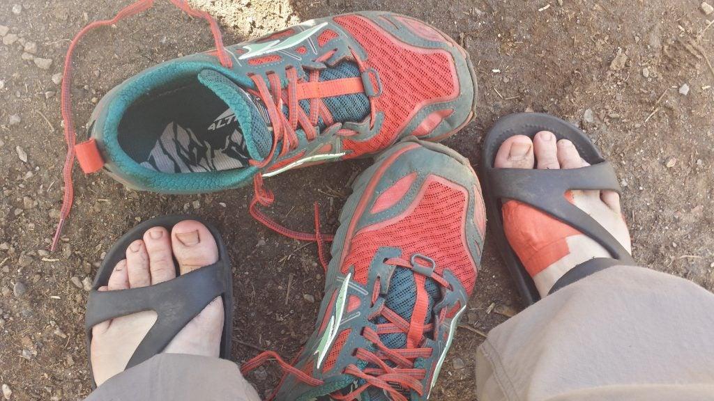 appalachian trail shoe recommendations