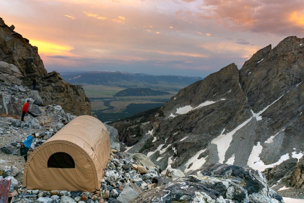 Jackson Hole Mountain Guides
