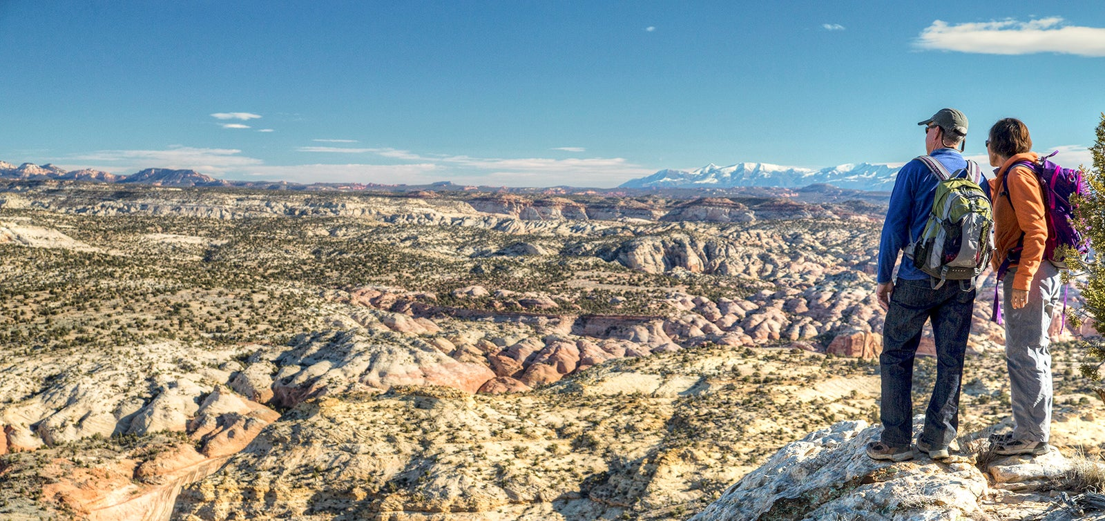 overlooking national monuments that mike lee wants to deregulate