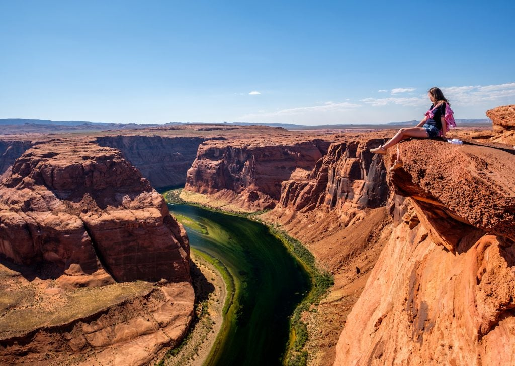horseshoe bend geotagging