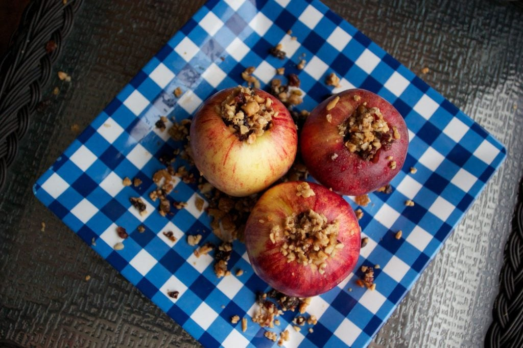apple dessert recipes for the campfire