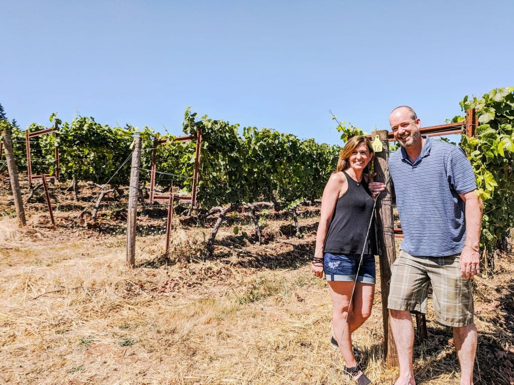 broadley winery willamette valley wine tours
