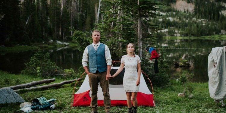 backcountry wedding photographer