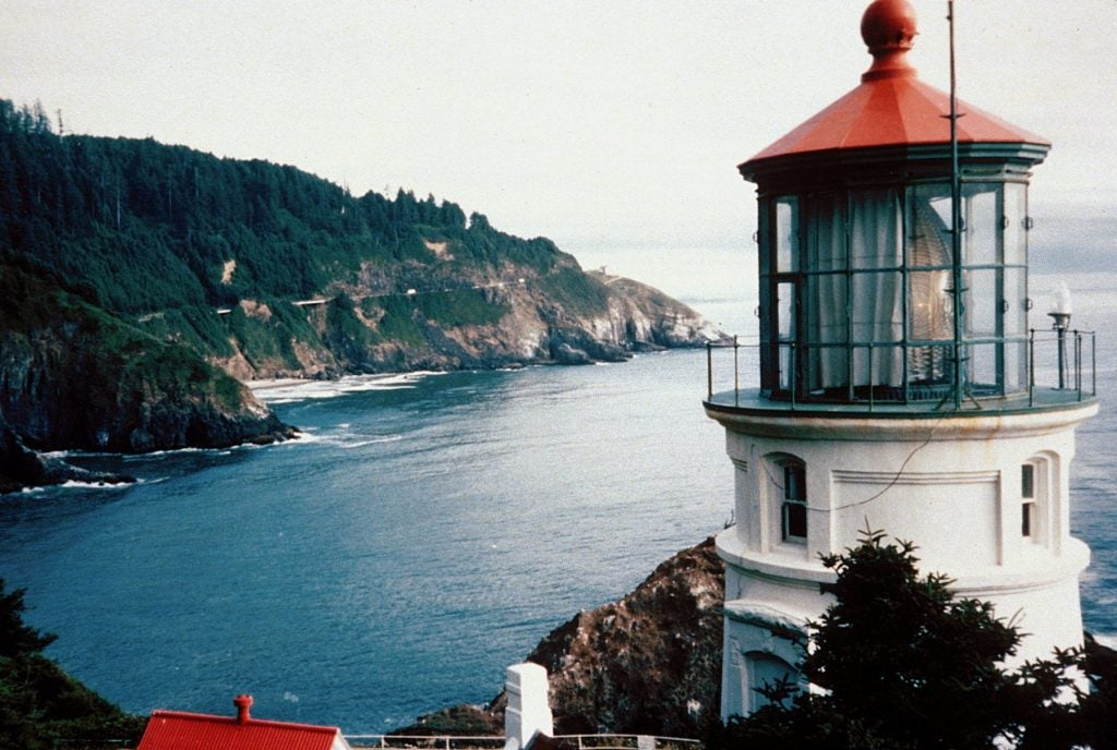 haunted campground Heceta Head Lighthouse