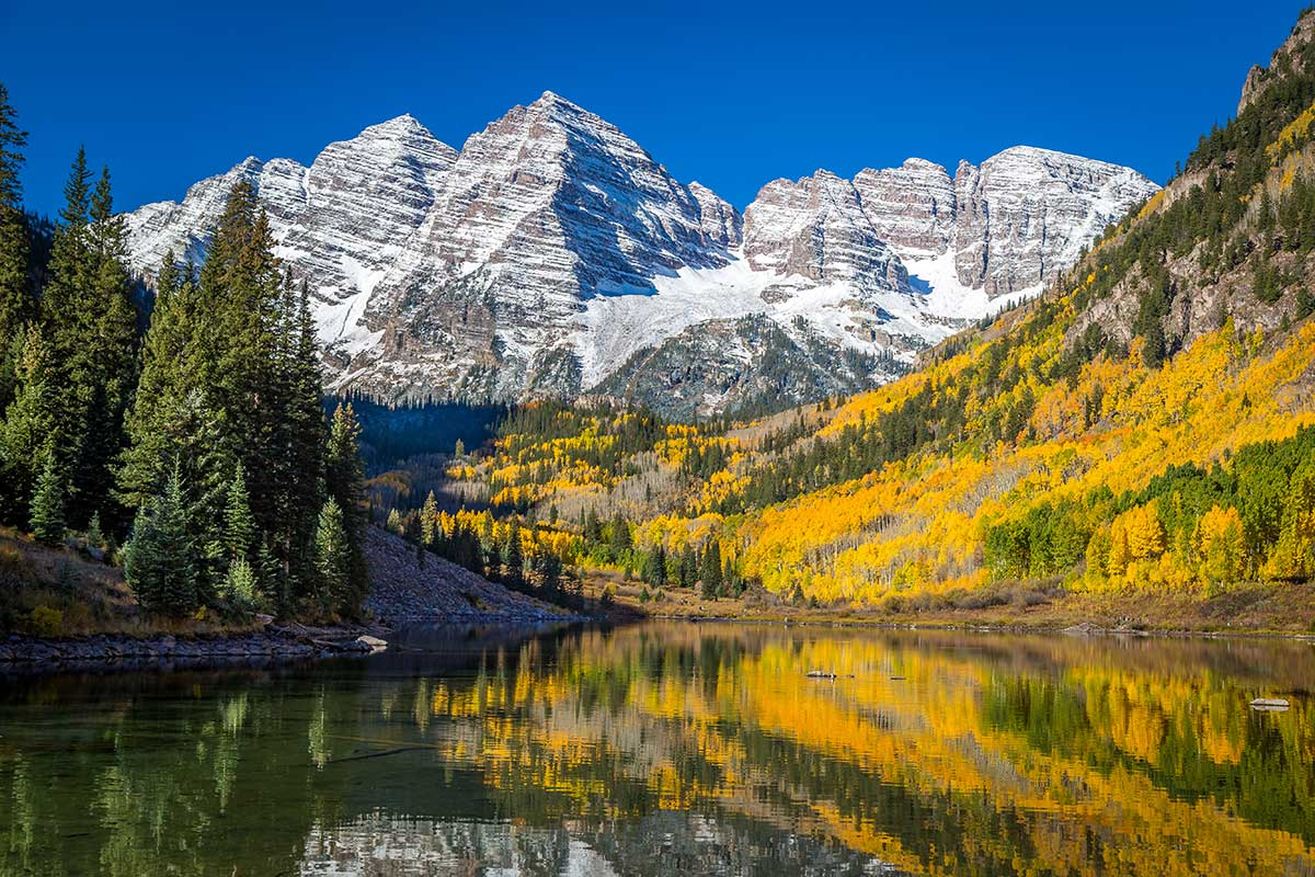 Camp Among Aspen Groves at These 5 Colorado Campgrounds