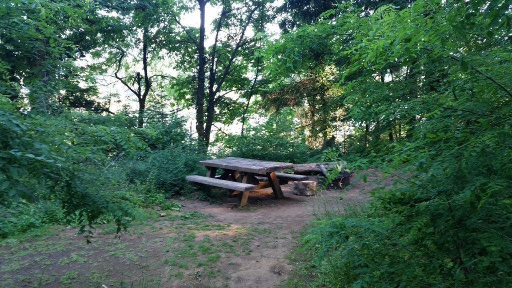 eagle creek campground near portland