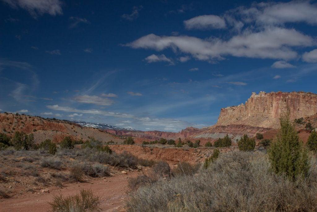 desert camping in utah's mighty 5