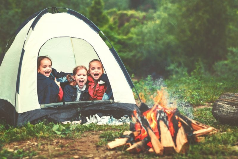 kid friendly camp recipes
