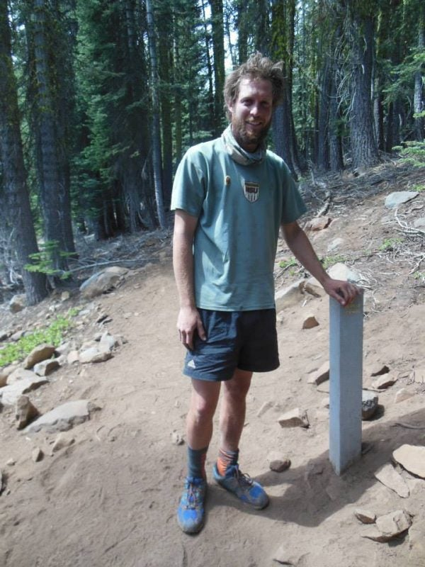 thru hiking the pct midpoint