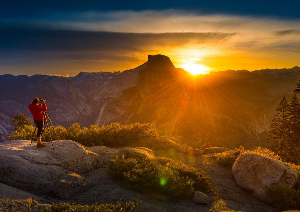 history of national parks photography