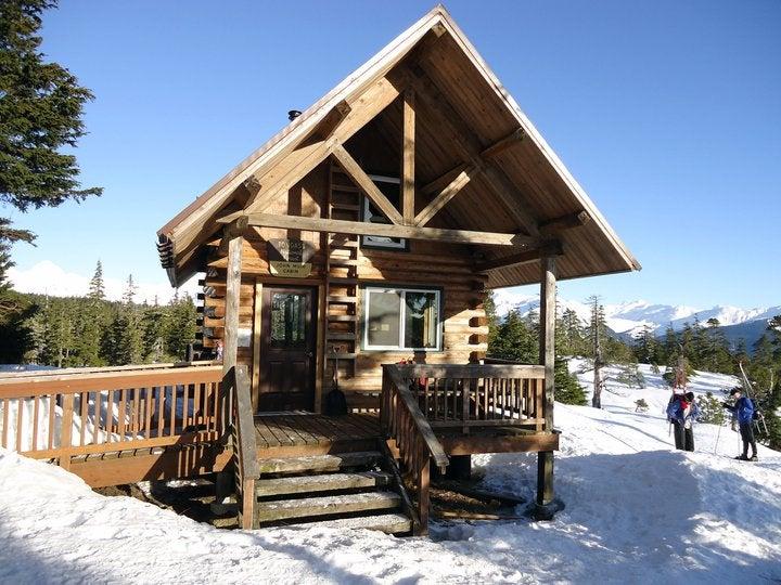 john muir cabin alaska cozy cabin