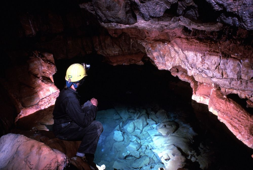 cave tour wind cave national park