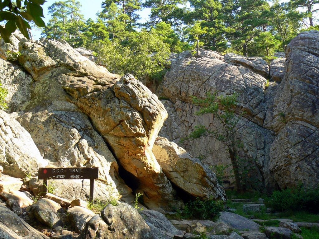robbers cave tours
