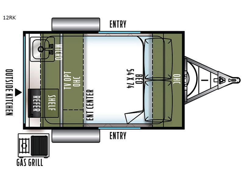 micro travel trailer blueprints