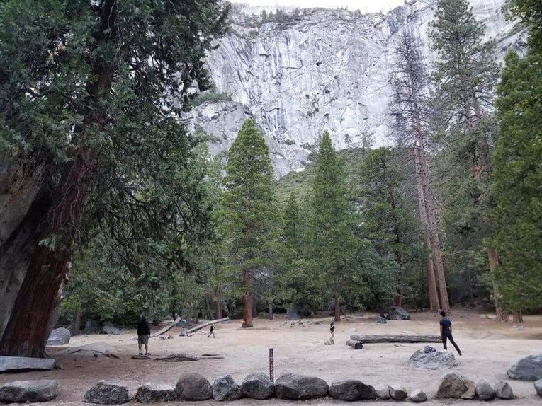 camp 4 yosemite campgrounds in california