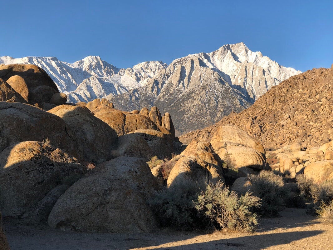alabama hills campgrounds in california